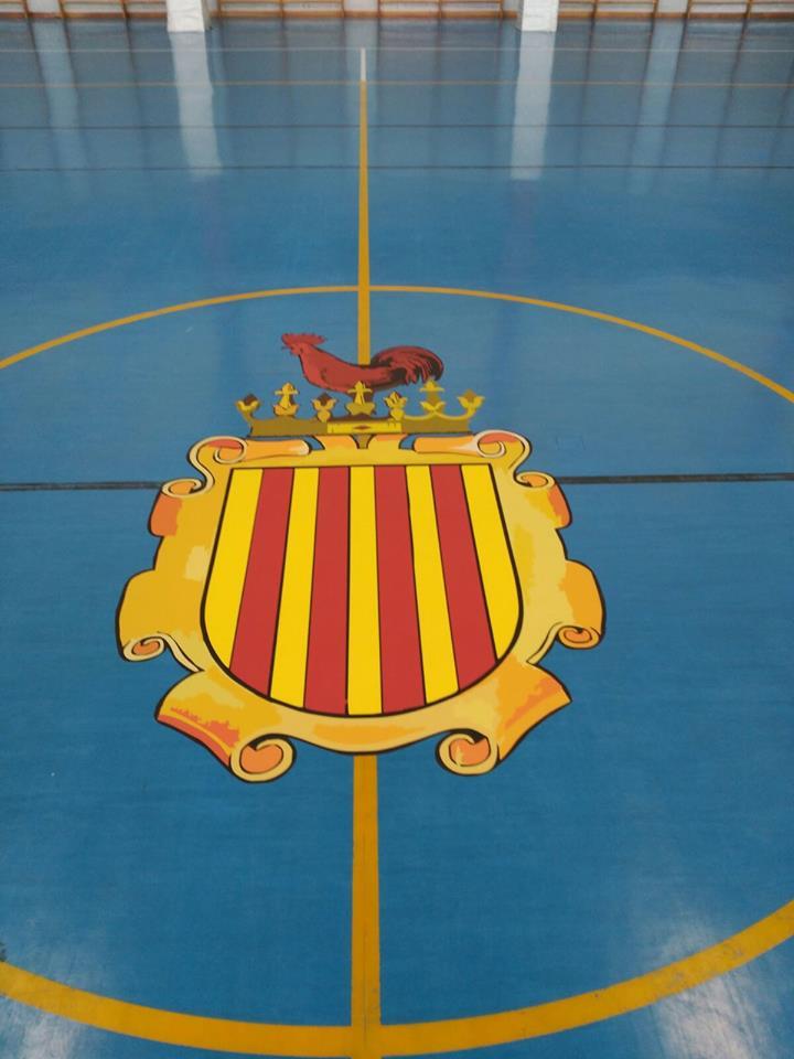 Polideportivo Gallur
