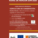 CURSO AGRICULTURA DE CONSERVACIÓN