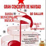 CONCIERTO NAVIDAD BANDA DE MUSICA